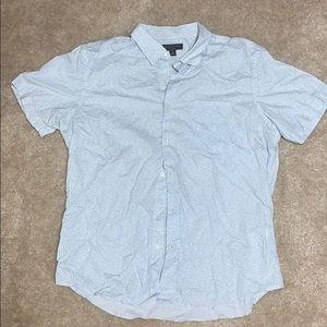 Banana Republic Shirts - Banana republic light blue button up shirt